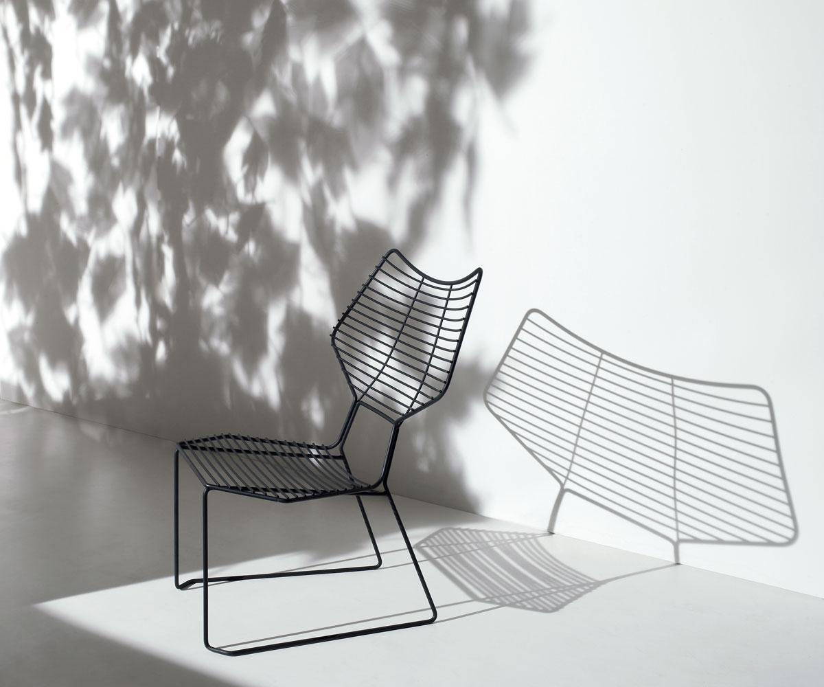 Chair Alieno Peacock
