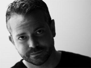 Designer Marc Thorpe