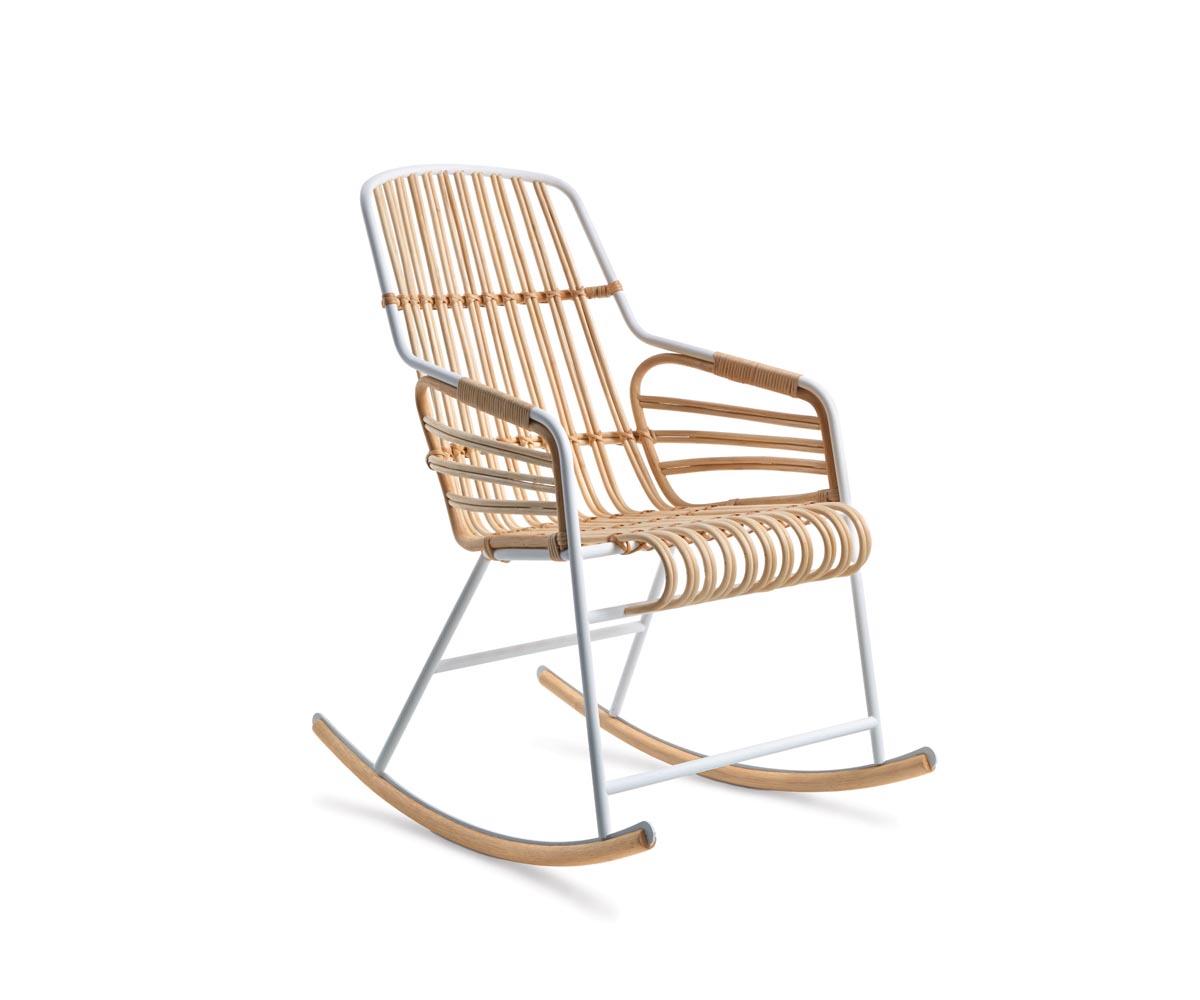 Chair Raphia Rocking