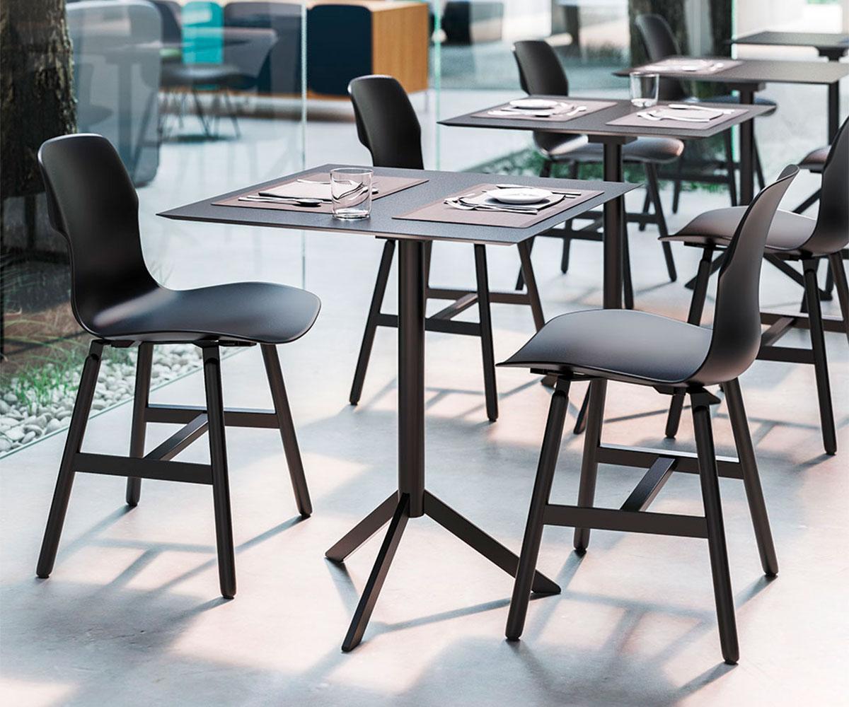 Chair Stereo Metal Polipropilene