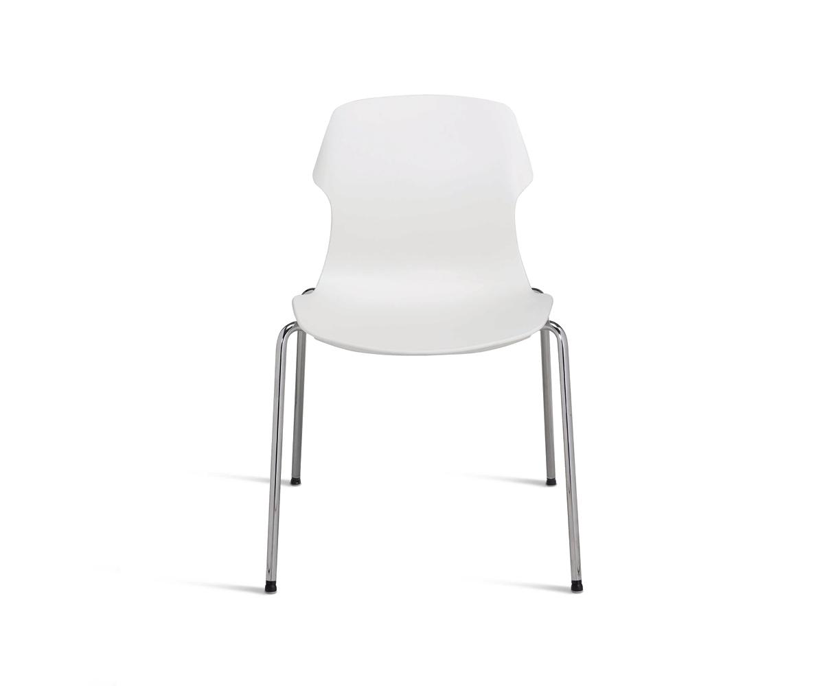 Chair Stereo Impilabile Polipropilene