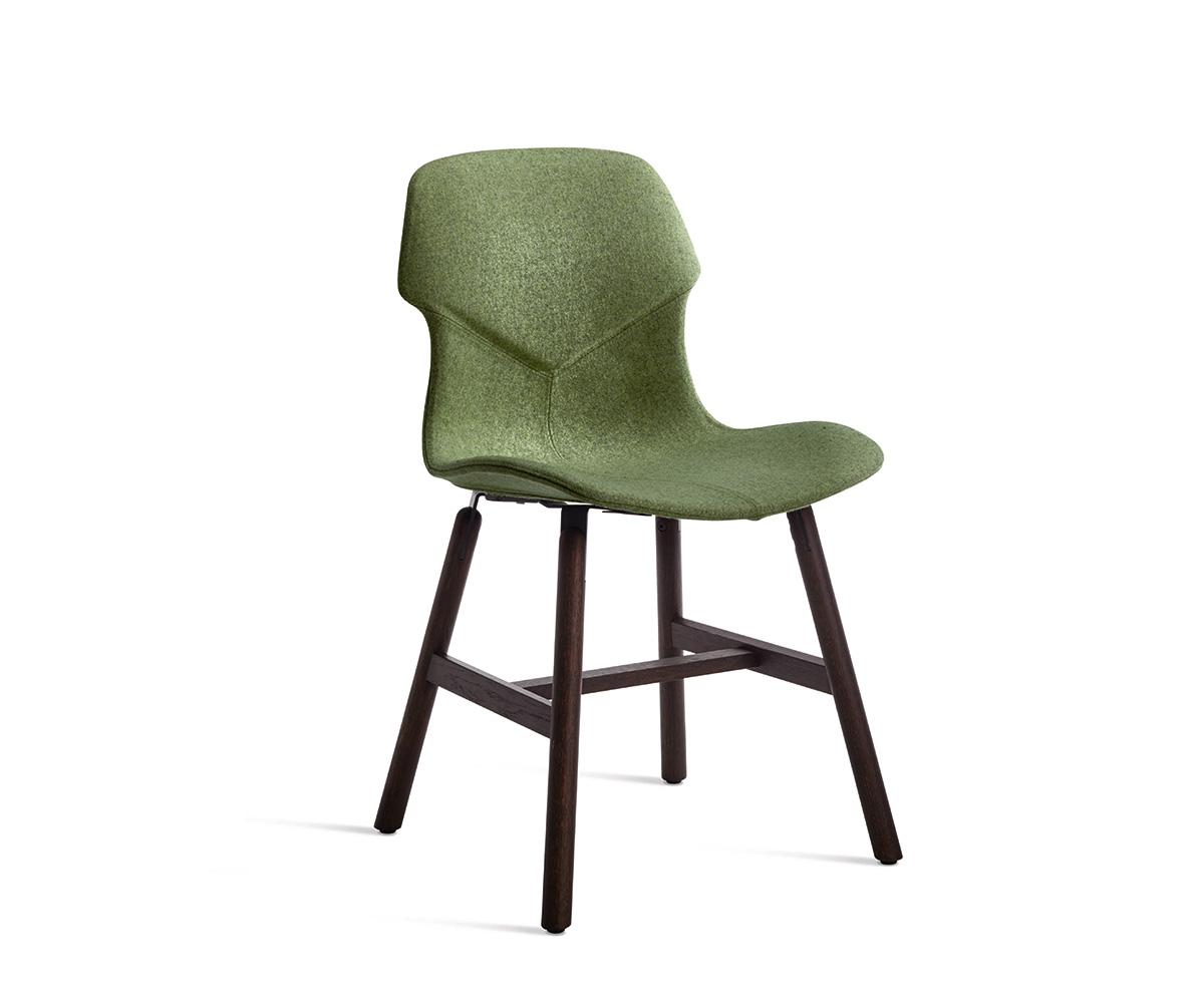 Chair Stereo Wood Polipropilene