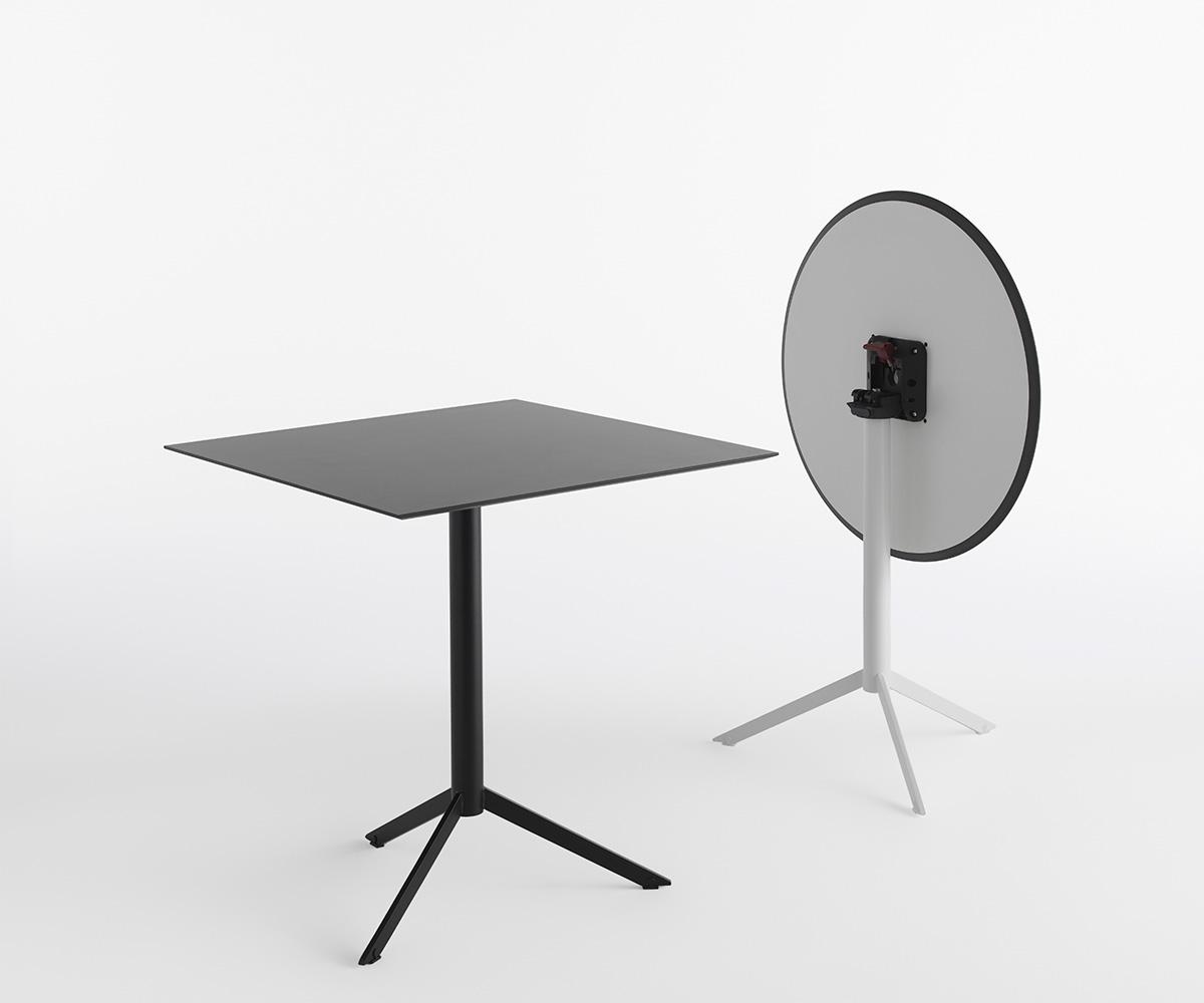 Tavolino T4 Bistrot Quadrato