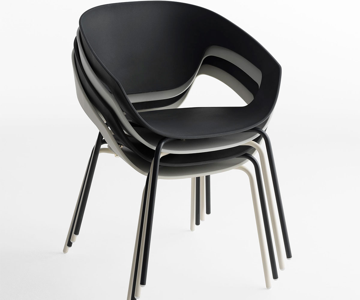 Chair Vad Impilabile Polipropilene 1