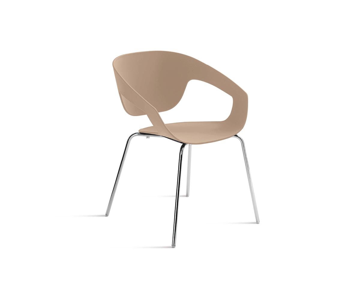 Chair Vad Impilabile Polipropilene